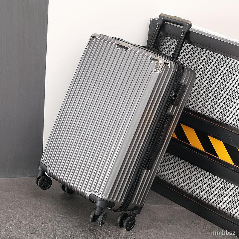 กระเป๋าเดินทางล้อลากความจุขนาดใหญ่ 20 / 24 นิ้ว 26 นิ้ว