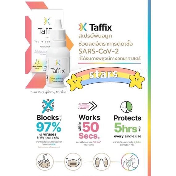 Taffix, nasal spray,