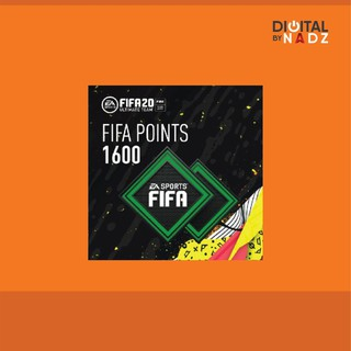 [Digital Code] Play Station: FIFA POINTS 1600