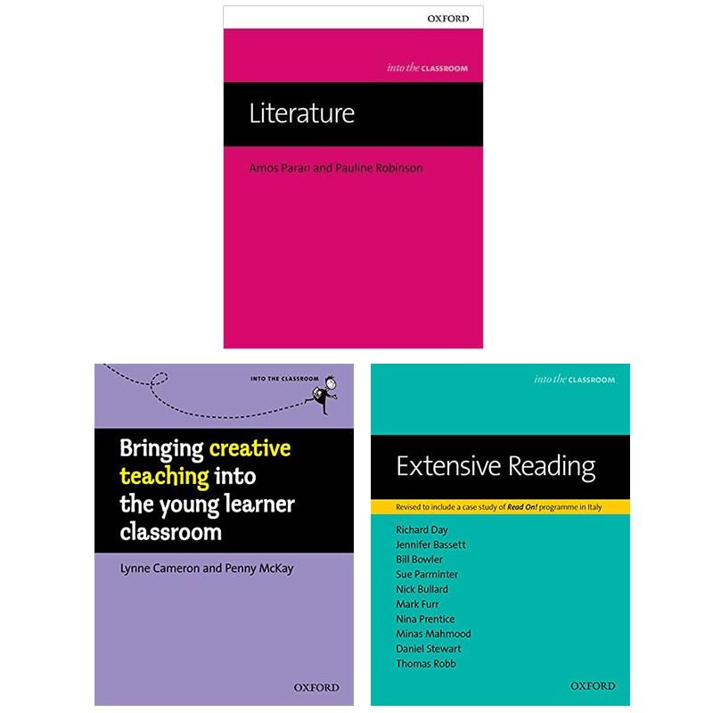 Hot Books Oxford Into The Class Series หนังสืออ่านนอกเวลาภาษาอังกฤษ