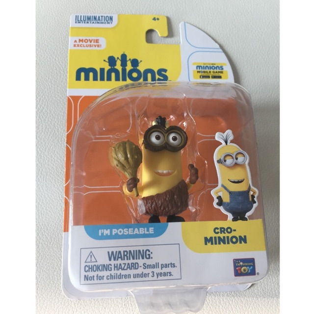 Cro Minion Figure