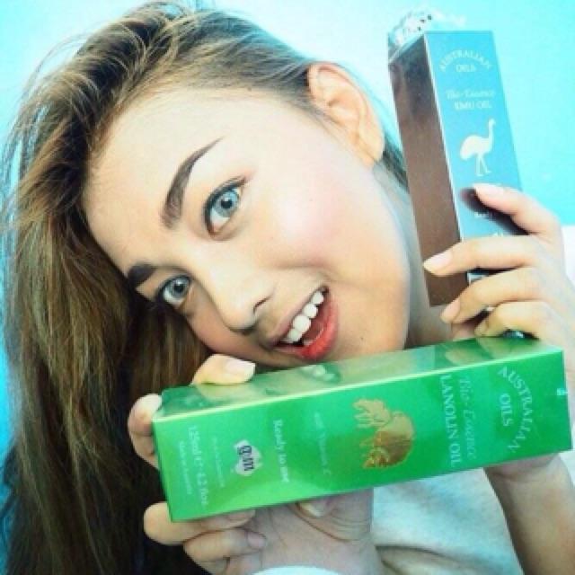 Lanolin oil&emu oil