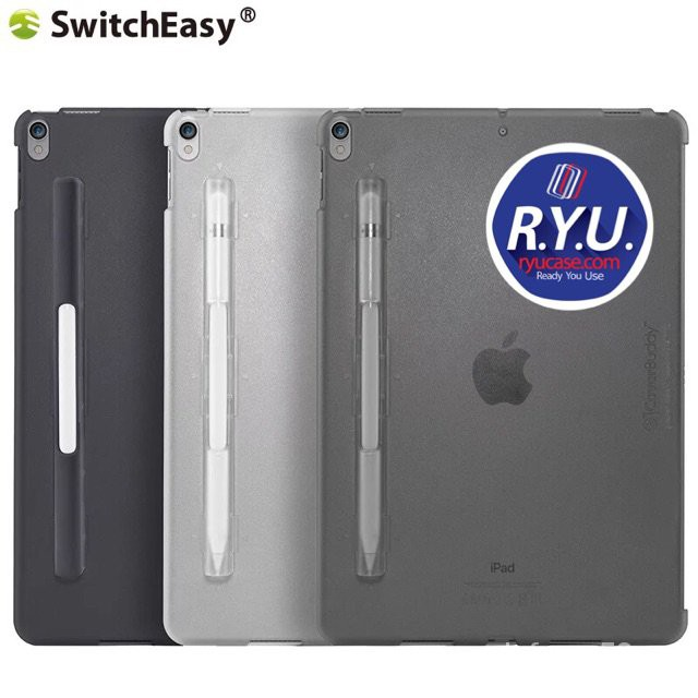 "10.2/Air10.5(2019)!SwitchEasy CoverBuddy For iPad 9.7""/10.5"" &Apple Pencil ของแท้นำเข้า 100% jkMz"