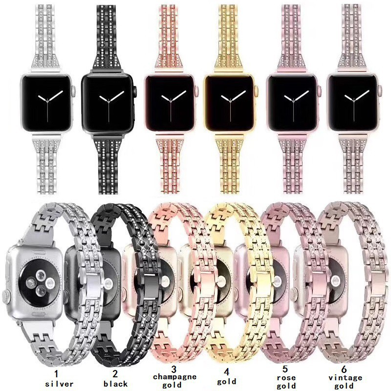 สาย applewatch สายนาฬิกา applewatch สาย Apple Watch Strap 38/40mm 42/44mm สำหรับ iWatch Series SE 6/5/4/3/2/1