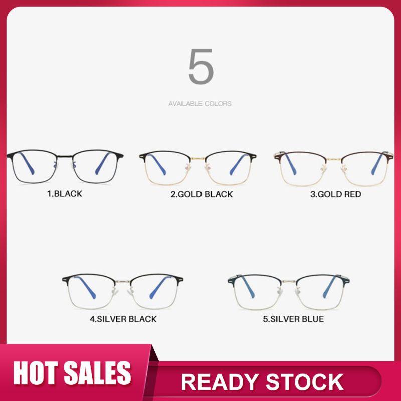 Hot Selling Anti-Blue Light Prescription Men Optical Eyeglasses Photochromic Glasses Frame Women Eyewear 4.8 EELE