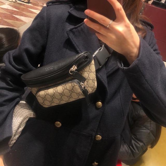 กระเป๋าสะพาย GUCCI SUPREME BELT BAG