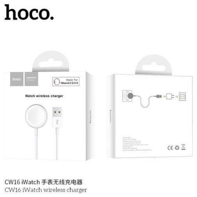 สายชาร์จ Apple Watch Hoco Cw16