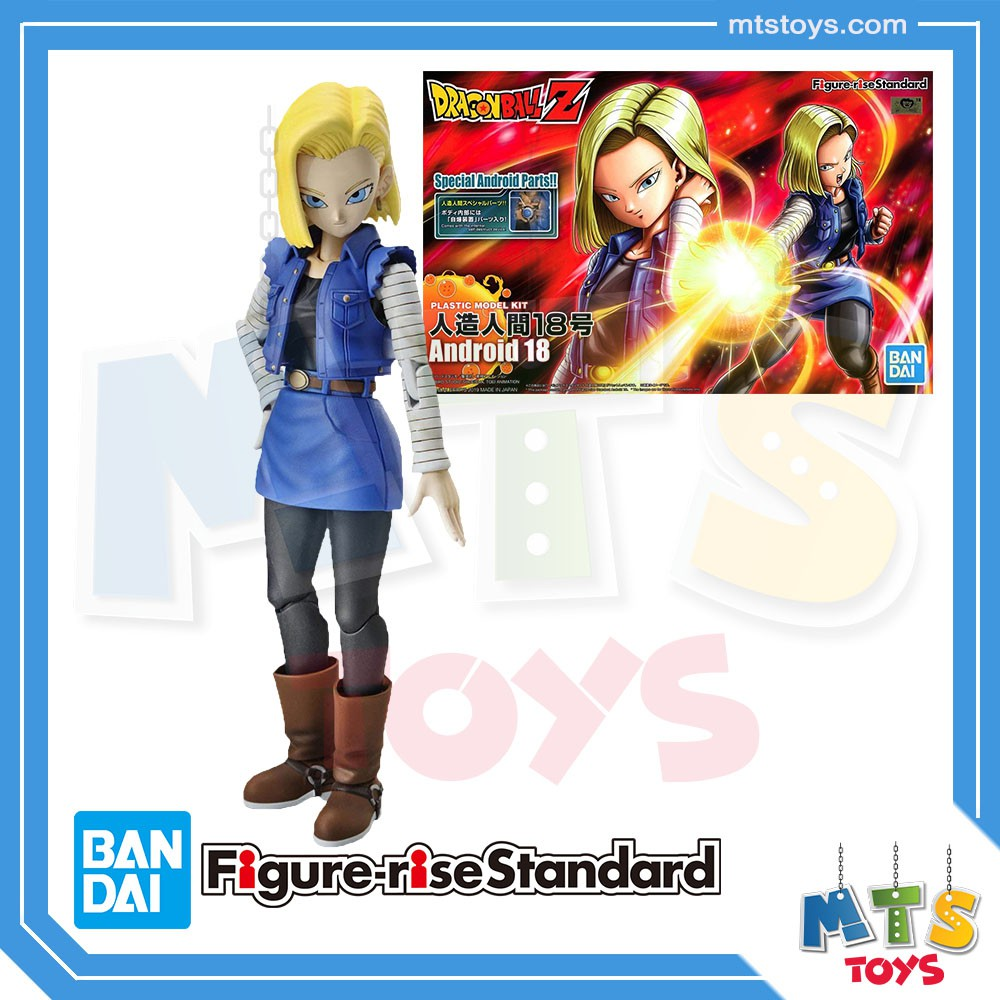 Figure-Rise Standard : Android 18 [Dragonball z]