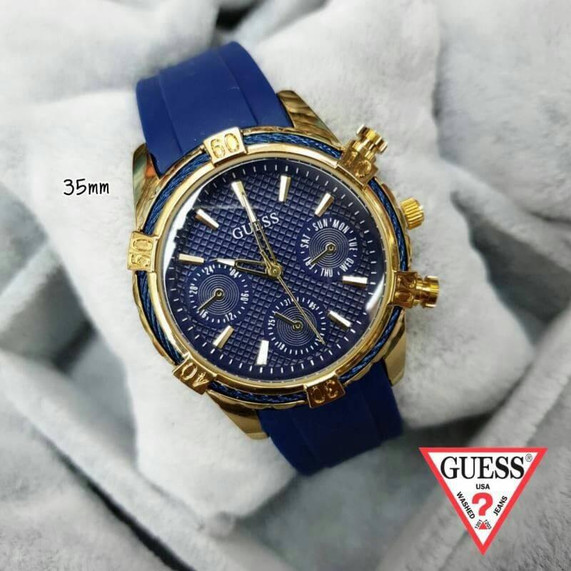 นาฬิกา Guess - Guess Watch นาฬิกาข้อมือผู้หญิง by W12Shop มีชำระเงินปลายทาง