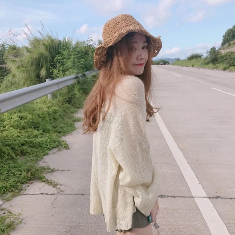 Yy09 เสื้อกันแดด ผู้เสื้อคลุม สไตล์เกาหลี สำหรับผู้หญิง.