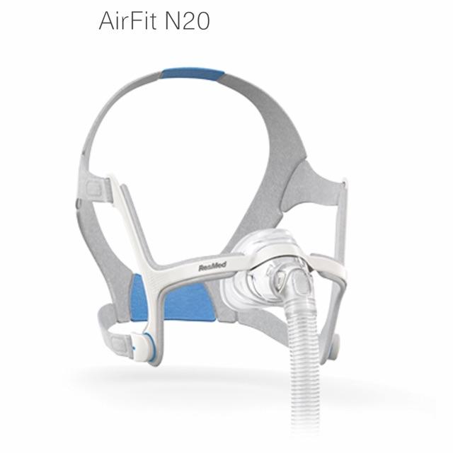 Resmed AirFit N20 CPAP mask หน้ากากซีแพพ Airfit N20 พร้อมส่ง!!!