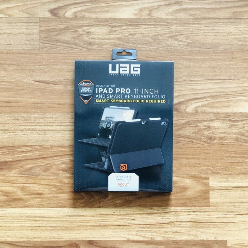 """UAG SCOUT Case for iPad Pro 2018 11"""" (มือสอง)"""