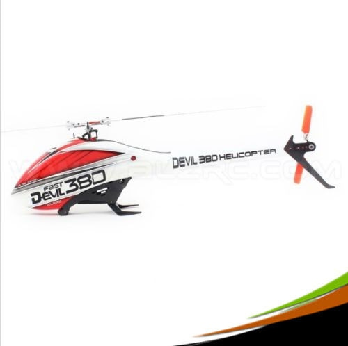 ALZRC Devil 380 FAST RC Helicopter Kit Version without electronic equipment