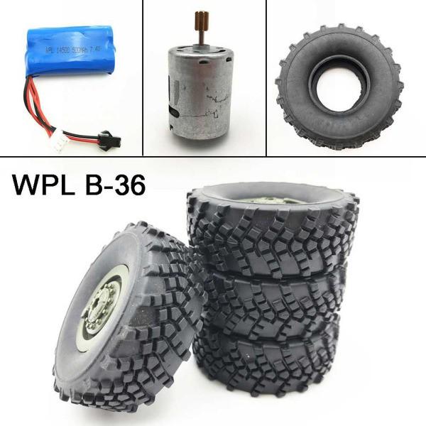 pz - rc ยางรถยนต์/แบตเตอรี่/มอเตอร์ applies to:1:16 bplural b 3624