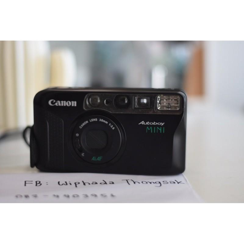 กล้องฟิล์ม Canon Autoboy Mini 📸