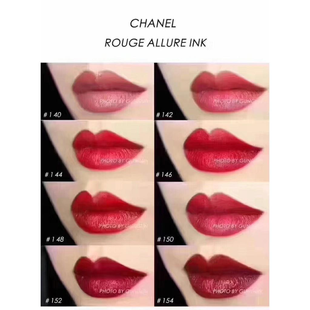 Allure Ink รองเท้าผ้าใบลําลองมล Rouge 6 Chanel
