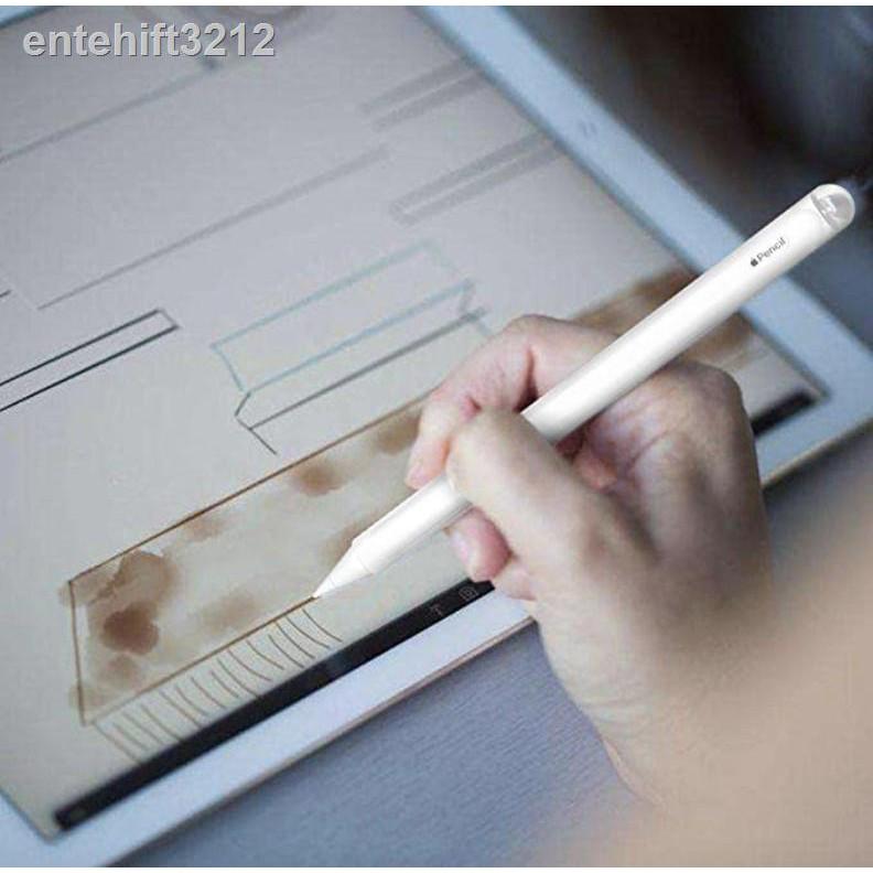 🔥รุ่นขายดี🔥㍿Mactale บูทซิลิโคน Apple pencil case Gen 2 Stylus เคสจุกจุกเก็บกวาดเคสซิลิโคนสลัสพาสเทล