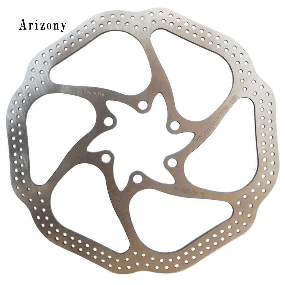 AVID HS1 Cycling Bicycle MTB Bike Brake Disc Rotor 160mm//180mm /& 6 Bolts