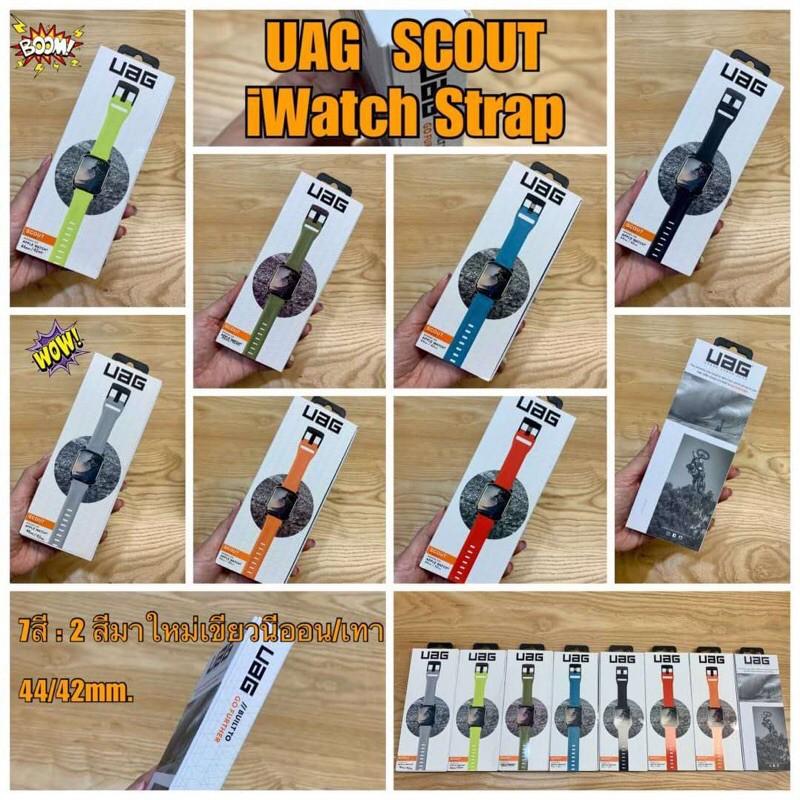สาย นาฬิกาข้อมือ apple watch UAG 42/44mm สาย นาฬิกา ข้อมือ UAG สำหรับApple Watch 42/44 มม