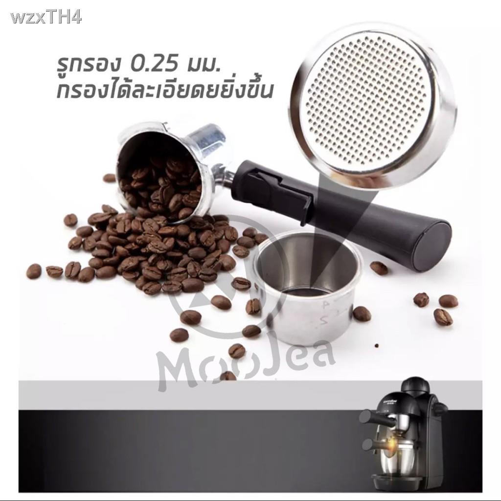 ❐▦☸เครื่องชงกาแฟ เครื่องชงกาแฟสด เครื่องทำกาแฟ เครื่องเตรียมกาแฟ อเนกประสงค์ เครื่องชงกาแฟอัตโนมัติ Fresh coffee maker