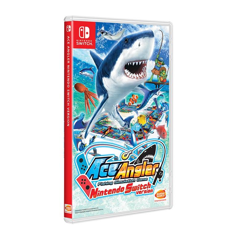 Bandai Namco Studios Ace Angler - Nintendo Switch (R3)