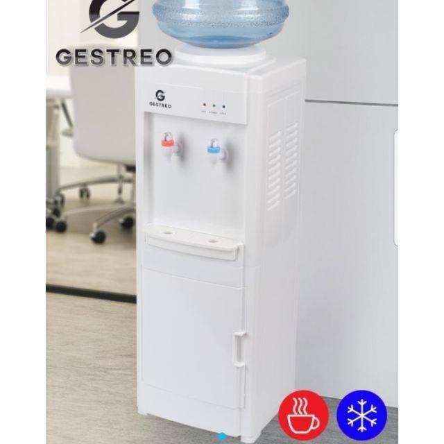 GESTREO เครื่องกดน้ำร้อน น้ำเย็น ตู้กดน้ำร้อน น้ำเย็น ตั้งพื้น เครื่องกดน้ำร้อน น้ำเย็น ตั้งพื้น