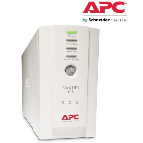 APC Back-UPS 500, 230V ( BK500EI ) | Shopee Thailand