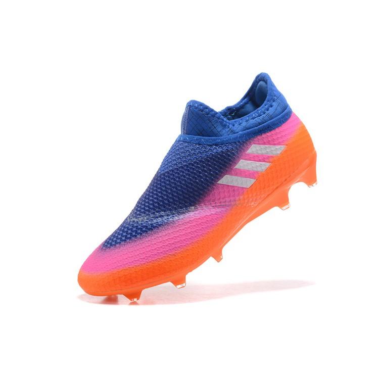 e3348874879 H943GY Adidas Ace 17+ Purecontrol No Laces Ace17 + Nail Fg Soccer Shoes