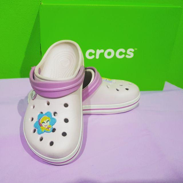 crocs เด็กมือสอง