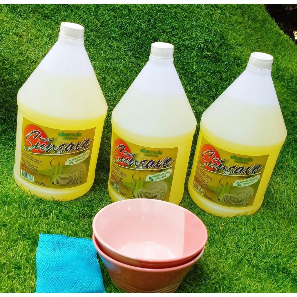 น้ำยาล้างจานSunsave