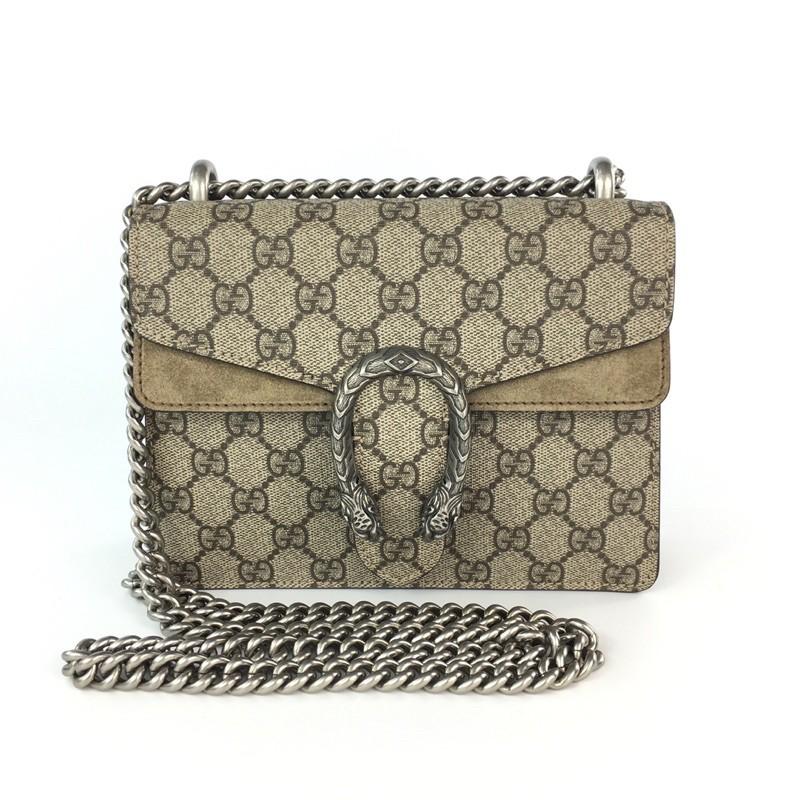 กระเป๋าแท้ถูกที่สุด ของแท้ 100% Gucci Dionysus Mini
