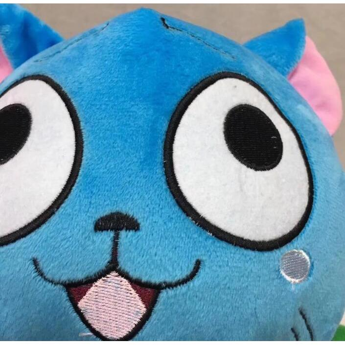 Image # 6 of Review ตุ๊กตาของเล่น Anime Fairy Tail Happy Doll ขนาด 25 ซม.