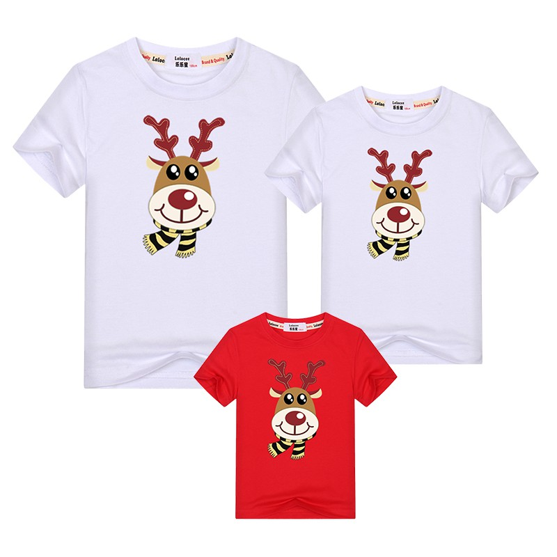 2019 Roblox Hoodies For Boys And Girls Pullover Sweatshirt For Matching Brother And Sister Toddler Kids Clothes Toddlers Fashion From - Family Matching T Shirt Christmas Deer Shirt