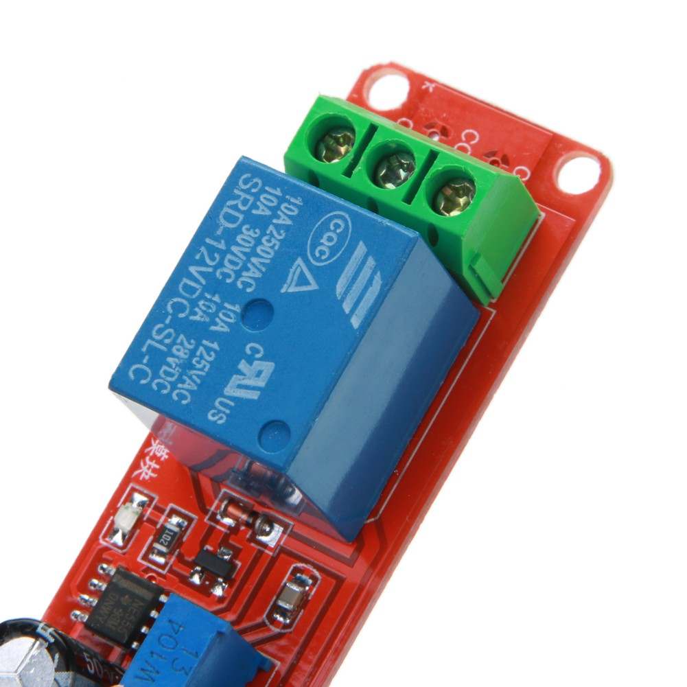 Find Price 2 Dc Delay Relay Shield Ne555 Timer Switch Module Toggle Circuit Using A 555