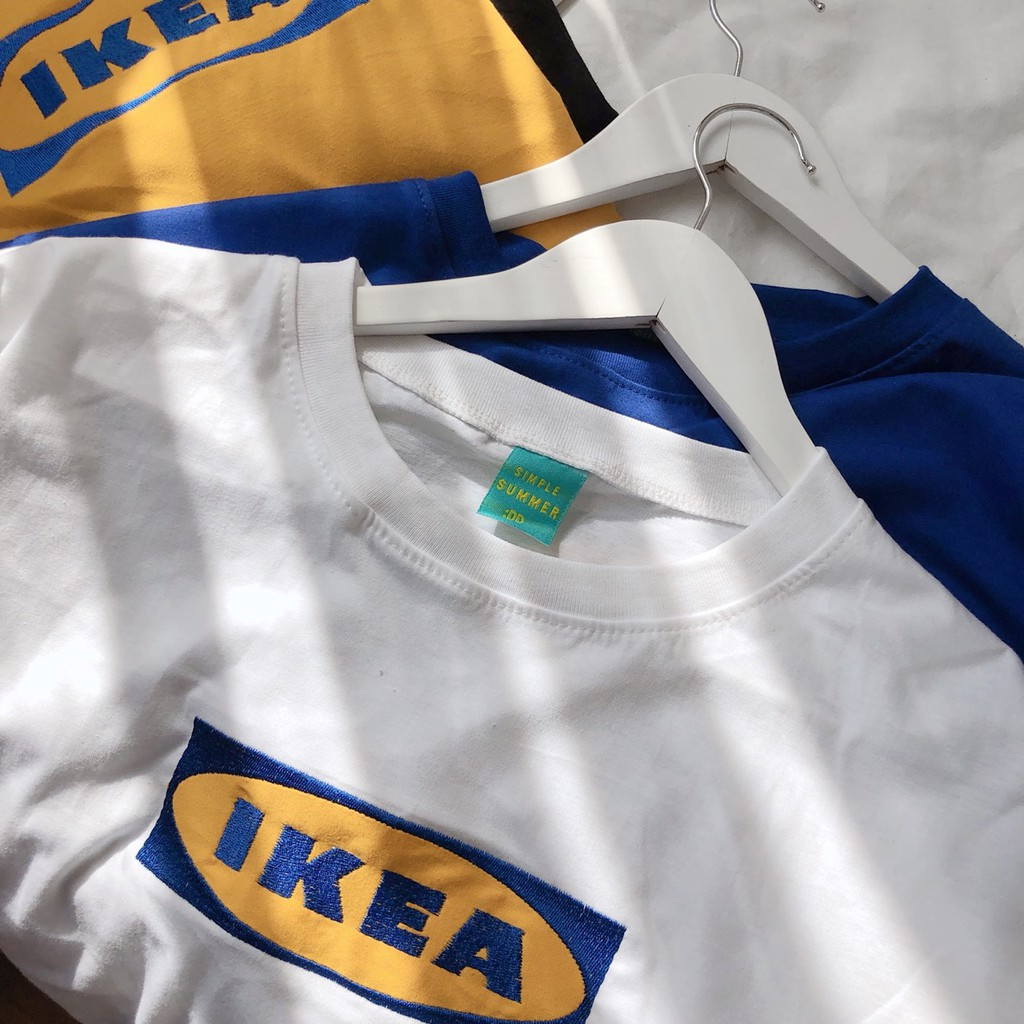 Image # 3 of Review _____Oversize_____ ปักอกลายikea