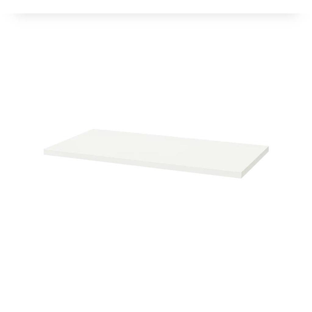 Ikea ✴️แท้ ท็อปโต๊ะ200ซม. รุ่น LAGKAPTEN / ADILS โต๊ะยาวเอนกประสงค์ ไฟเบอร์บอร์ดโดนน้ำได้ เลือกสีได้