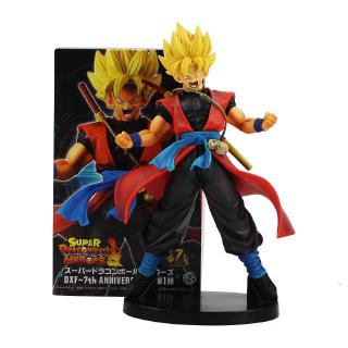 Review ของเล่นฟิกเกอร์ Dragon Ball Z zeno 7th anniversary sonku Super Saiyan