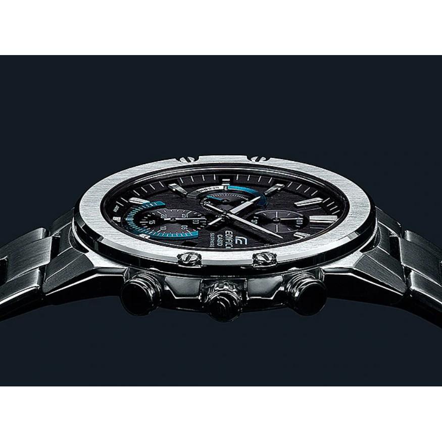ของแท้ระดับห้าดาว☾✘✥Casio Edifice นาฬิกาข้อมือผู้ชาย สายสแตนเลส  รุ่น EFR-S567,EFR-S567D,EFR-S567D-1A,EFR-S567D-1AV - สี