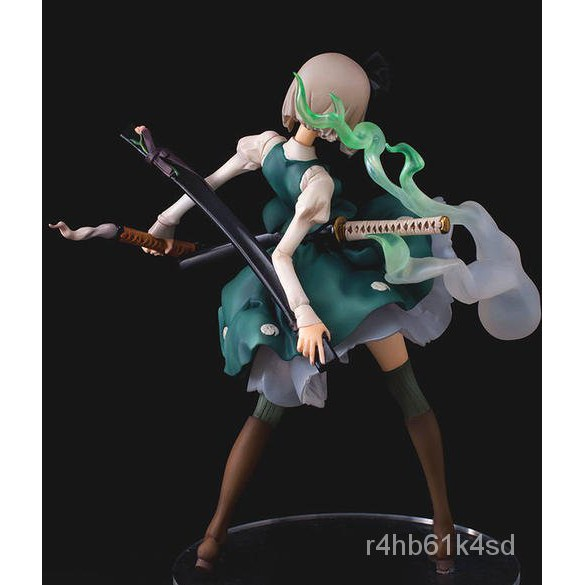 Resin Figure Kit Touhou roject Konaku Youmu Unainted Garage Resin Kit#¥%¥# 7uwa