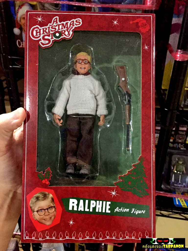 [18.11] NECA A Christmas Story Ralphie 8-Inch Clothed Action Figure