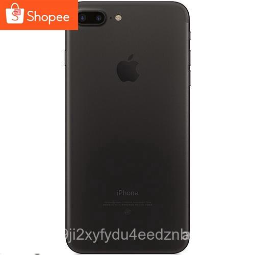 10.10 ส่วนลดมากมายส่วนลดชมร้านค้าของเราiPhone 7plus 32GB/128GB เครื่องแท้ ไอโฟน7p โทรศัพท์มือถือมือสอง iPhone 7plusApple