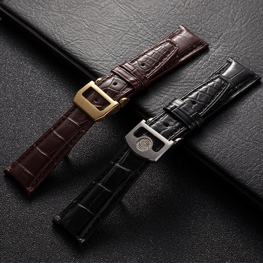 ㇶヹสายนาฬิกา gshockสายนาฬิกา smartwatchสายนาฬิกา applewatchบังคับIWCสายรัดโค้งปากหนังโปรตุเกสเมตร7โปรตุเกสเวลาเจ็ดวันโซ่เ
