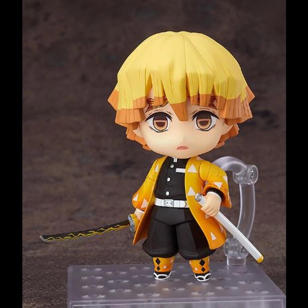 BLISS PVC Action Figure Toys Kimetsu no Yaiba Toy Figures Anime Demon Slayer Shinobu Agatsuma Miniatures Doll Ornaments