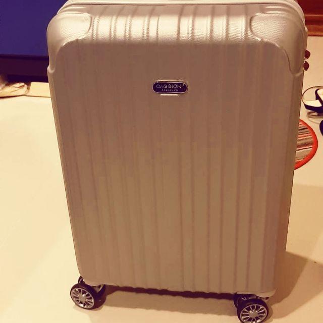 กระเป๋าเดินทางล้อลาก 20 นิ้ว Caggioni พรีเมี่ยม SCB