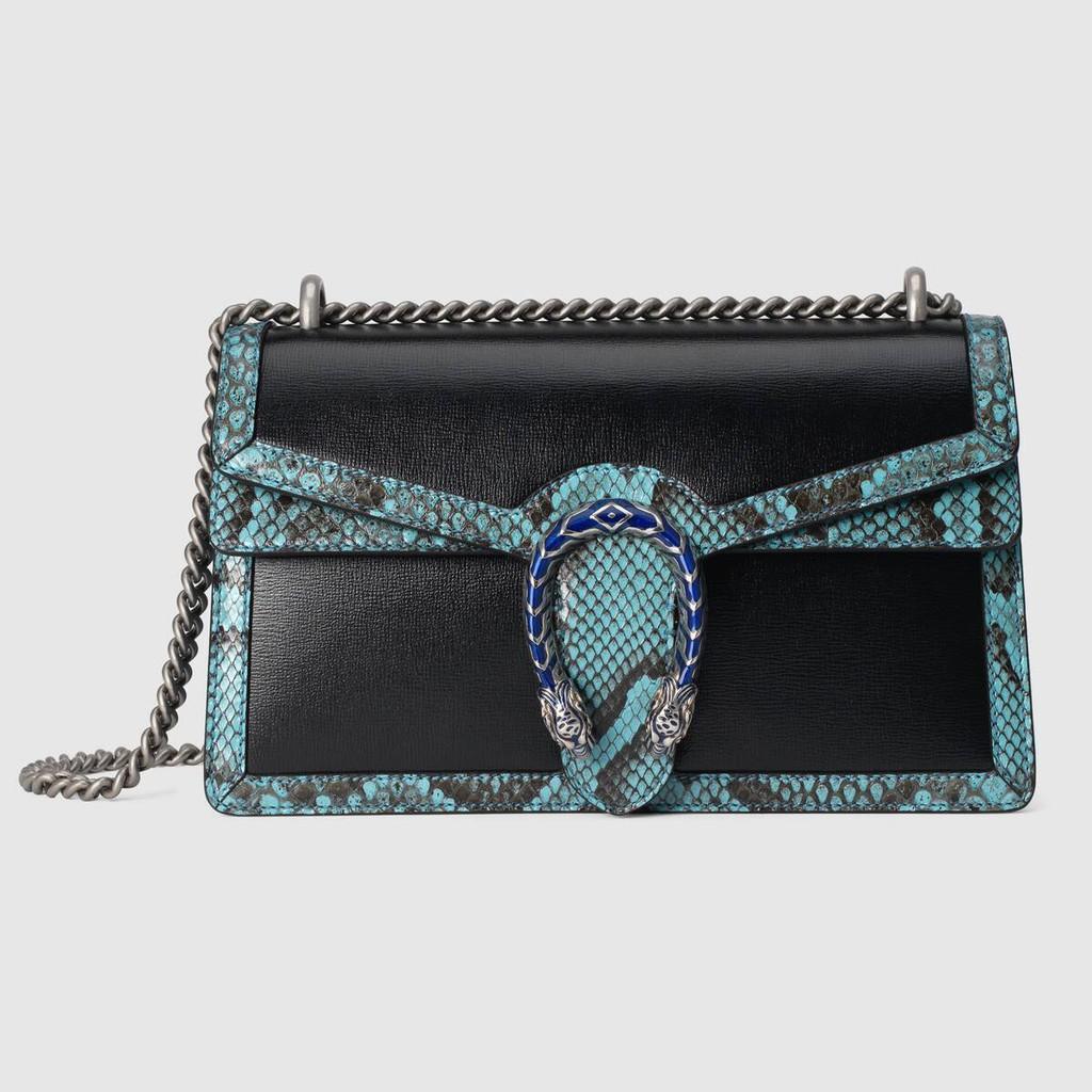 Gucci / New / Dionysus series python leather small shoulder bag / ladies handbag / 100% Genuine / 28CM