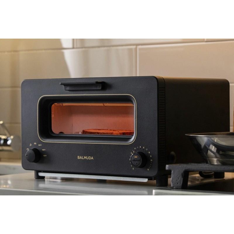 💥พร้อมส่ง สีดำ สุดคลาสสิค BALMUDA The Toaster เครื่องปิ้งขนมปังที่อร่อยที่สุด!!