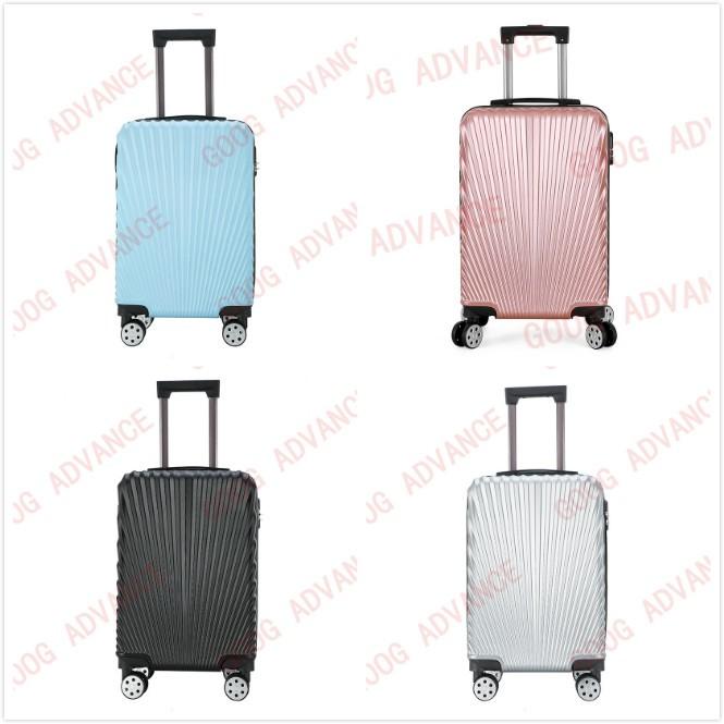 กระเป๋าเดินทาง กระเป๋าล้อลาก 8 ล้อคู่ หมุนได้ 360องศา กระเป๋า 20นิ้ว กระเป๋าขึ้นเครื่อง