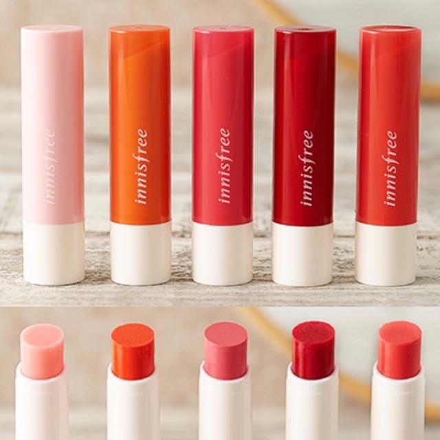 Tint สินค้าพร้อมส่ง Balm New Glow Innisfree Lip