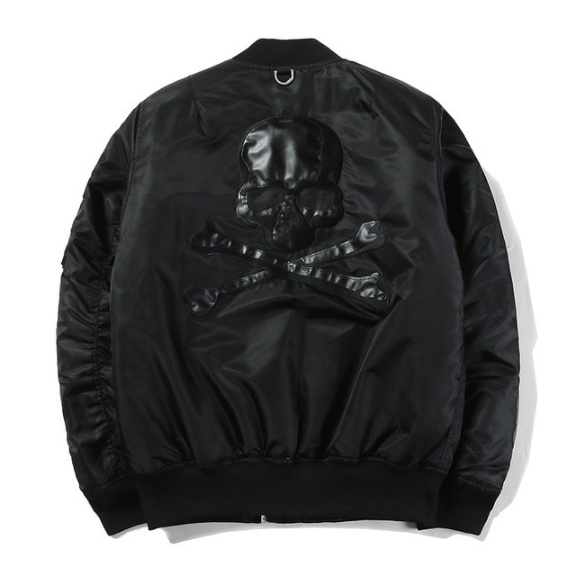 BAPE mastermind JAPAN MMJ MA1 joint flight jacket