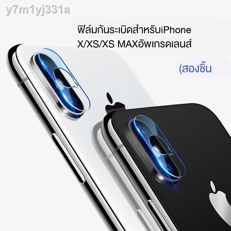 ☇❣ฟิล์มเลนส์ Apple X / XS กล้องหลัง iphoneXR ฟิล์มนิรภัย max กล้องฟิล์มกันรอยฟิล์มกันรอยฟิล์มหลัง
